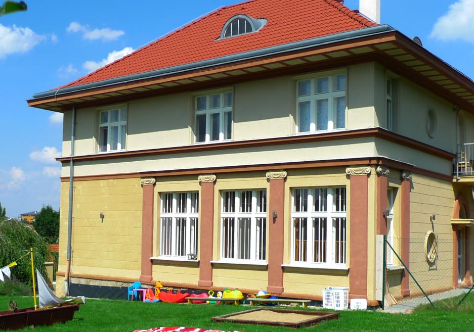 Mateřská školka Praha