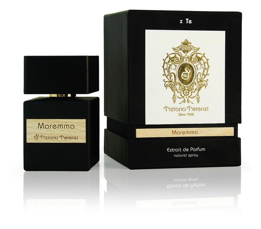 niché parfém MAREMMA